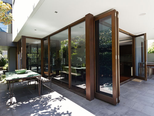 Bifold Doors Photo, Porto Windows and Doors